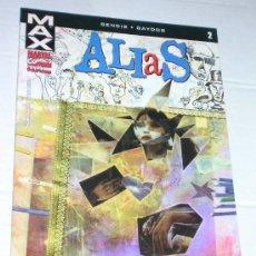 Cómics: ALIAS #2 (LINEA MAX). Lote 8004728