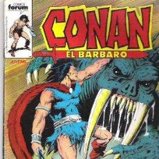 Cómics: CONAN EL BARBARO - OJO POR OJO PART 2 ** NUM 123. Lote 8081265