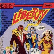 Cómics: LIBERTY PROJECT COMPLETA 7 Nº. Lote 8256527