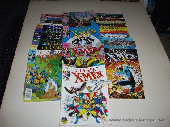 CLASSIC X-MEN – COMICS FORUM - DEL 1 AL 34 (Tebeos y Comics - Forum - X-Men)