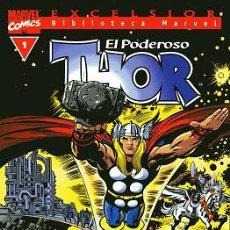 Cómics: COMIC THOR EL PODEROSO - EXCELSIOR, Nº 1. Lote 25954988