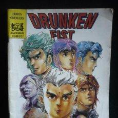 Cómics: DRUNKEN FIST. N6. Lote 8362976