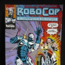Cómics: ROBOCOP. Nº 10. Lote 8364263