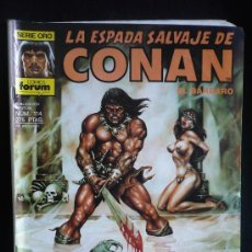 Cómics: LA ESPADA SALVAJE DE CONAN. N 114. Lote 8364348