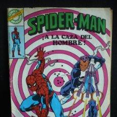 Cómics: SPIDERMAN. A LA CAZA DEL HOMBRE. Nº 9. Lote 8365040