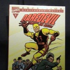 Cómics: MARVEL COMICS EXCELSIOR DAREDEVIL Nº1. Lote 213620681