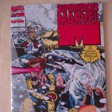 Cómics: SUPERHEROES MARVEL Nº 1. CON GALERIAS DE PIN-UP DE MUTANTES. EN .. Lote 27162373