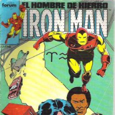 Cómics: IRON MAN + ESTELA PLATEADA *** Nº 33 1987. Lote 8570617