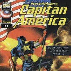Cómics: CAPITAN AMERICA Nª11 VOLUMEN 3 . Lote 8571485