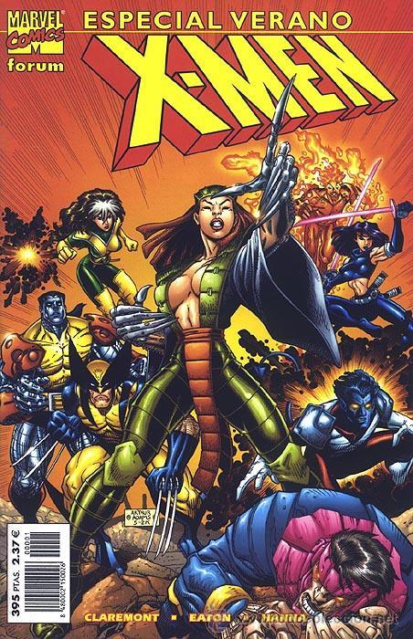 X MEN ESPECIAL, ESPECIAL VERANO 2001 (Tebeos y Comics - Forum - X-Men)