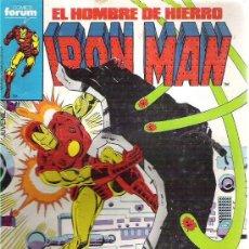 Cómics: IRON MAN - ESPORAS Nº 13 1987. Lote 8592375