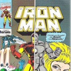 Cómics: IRON MAN - AYER Y MAÑANA ** Nº 11 1992. Lote 8592394