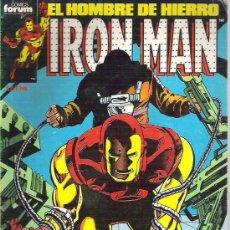 Cómics: IRON MAN - TODO TIPO DE MIEDOS ***Nº 32 1987. Lote 8592398