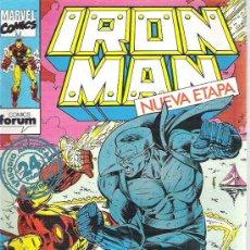 Cómics: IRON MAN - GARGOLA GRIS **+ Nº 2 1992. Lote 8592406