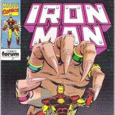 Cómics: IRON MAN - EN LAS GARRAS DEL MANDARIN Nº7 1992. Lote 8592420