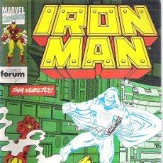 Cómics: IRON MAN - EL FANTASMA QUIERE SANGRE *** Nº5 1992. Lote 8592429