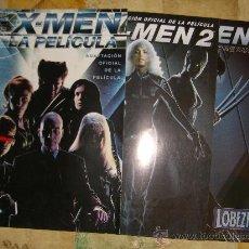 Cómics: X-MEN. X-MEN 2. LA PELICULA Y PRECUELAS. COLECCION COMPLETA CJ 25. Lote 12811110