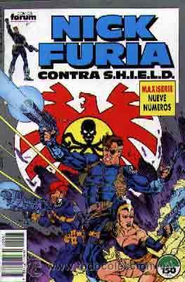 NICK FURIA CONTRA S.H.I.E.L.D COMPLETA (Tebeos y Comics - Forum - Furia)