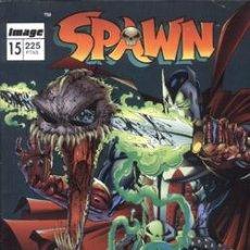 Cómics: SPAWN Nº 15-16-22-36-37-40-43-54-71. Lote 26875937