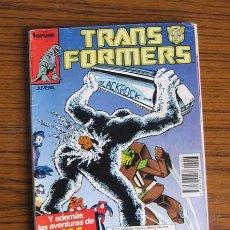 Cómics: TRANS FORMERS .. RETAPADO DEL Nº 41 AL 45. Lote 24354741