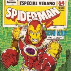 Cómics: SPIDERMAN ESPECIAL VERANO 1989. Lote 8716462