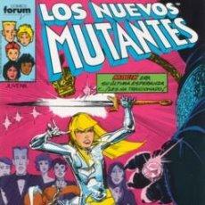 Cómics: LOS NUEVOS MUTANTES Nº 36 VOLUMEN I. Lote 8728988