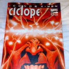 Cómics: ICONOS MARVEL - X MEN - CICLOPE . Lote 26807708