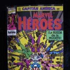 Cómics: EL CAPITAN AMERICA. Nº 52. Lote 20383261