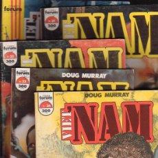Cómics: VIETNAM - LOTE 32 EJEMPLARES -EDITA : FORUM - 1988. Lote 27049535