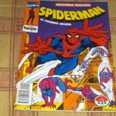 Cómics: FORUM. SPIDERMAN SEGUNDA EDICIÓN Nº 1. 225 PTS. 1994. REGALO Nº 68 DE 1ª EDICIÓN.. Lote 11270975