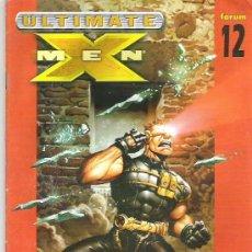 Cómics: ULTIMATE X MEN -FUEGO INFERNAL Y AZUFRE ***Nº12 2003. Lote 9109599