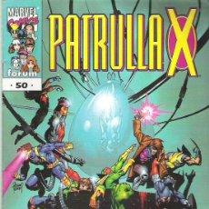 Cómics: PATRULLA X , LA HISTORIA SE REPITE *** Nº 50. Lote 9109913