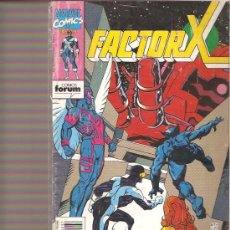 Cómics: FACTOR X. Lote 9235478