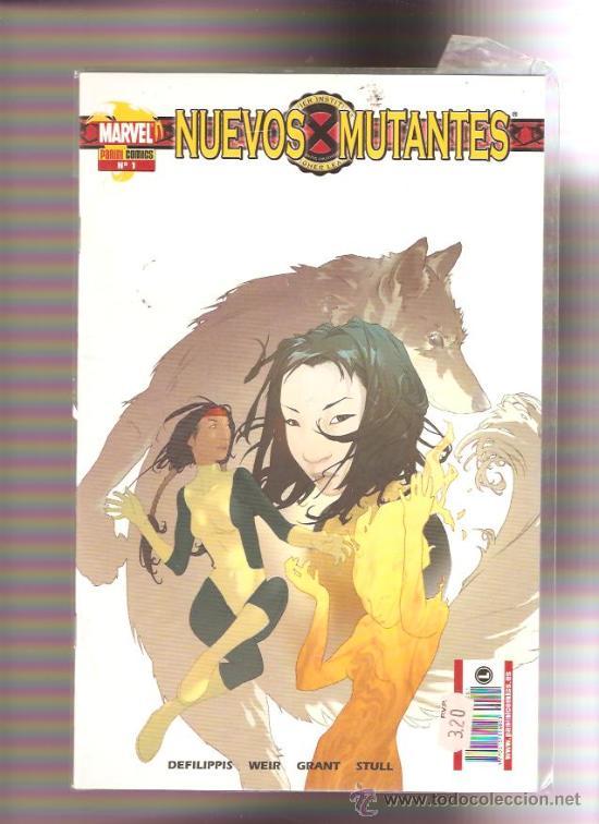 NUEVOS MUTANTES (Tebeos y Comics - Forum - Nuevos Mutantes)