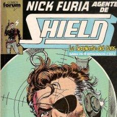 Cómics: NICK FURIA AGENTE DE HIELO RETAPADO Nº 6 AL 10 COMICS FORUM. Lote 27638166