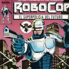 Cómics: ROBOCOP RETAPADO Nº 1 AL 5 COMICS FORUM. Lote 26495156