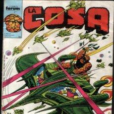 Cómics: COMICS FORUM. LA COSA, Nº 10 ¡GUERRA EN EL CIELO!. DICIEMBRE 1989.. Lote 9545386