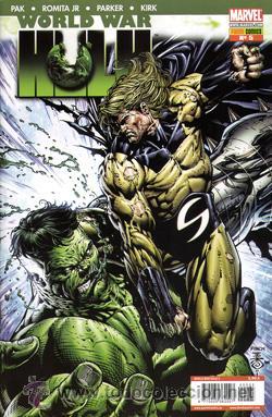 WORLD WAR HULK COMPLETA 6 NUMEROS (Tebeos y Comics - Forum - Hulk)