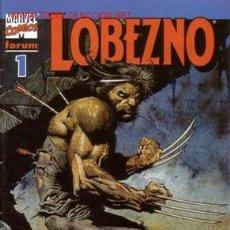 Cómics: LOBEZNO VOL.3 # 1 (FORUM,2003) - LOS ARCHIVOS DE LOGAN. Lote 1126185