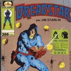 Cómics: DREADSTAR-DEL Nº 1 AL 16 CJA 111 OBRA MAESTRA GANADOR DE 2 PREMIOS HAXTUR. Lote 5307694
