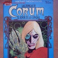 Cómics: LAS CRONICAS DE CORUM Nº 3. Lote 27429278