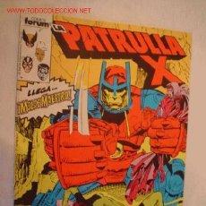 Cómics: LA PATRULLA X Nº 91. Lote 6034518