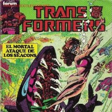 Cómics: TRANSFORMERS. Lote 1905700