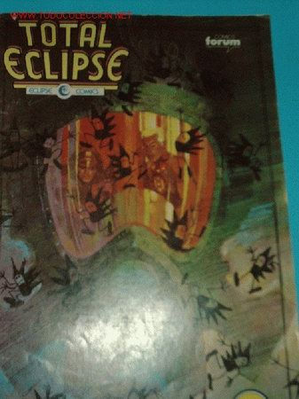 Cómics: TOTAL ECLIPSE FORUM Nº4 - Foto 1 - 6113558