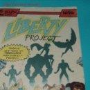 Cómics: LIBERTY PROJECT Nº3. Lote 5580900