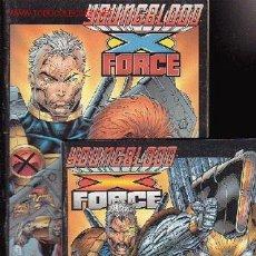 Cómics: YOUNGBLOOD X FORCE - COMPLETO EN 2 EJEMPLARES ( CROSSOVER ). Lote 27560679