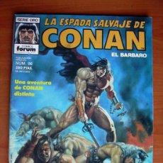 Cómics: LA ESPADA SALVAJE DE CONAN, Nº 96. Lote 13652426