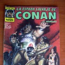 Cómics: LA ESPADA SALVAJE DE CONAN, Nº 111. Lote 9812895
