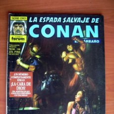 Cómics: LA ESPADA SALVAJE DE CONAN, Nº 118. Lote 9812945