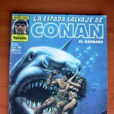 Cómics: LA ESPADA SALVAJE DE CONAN, Nº 128. Lote 9812985